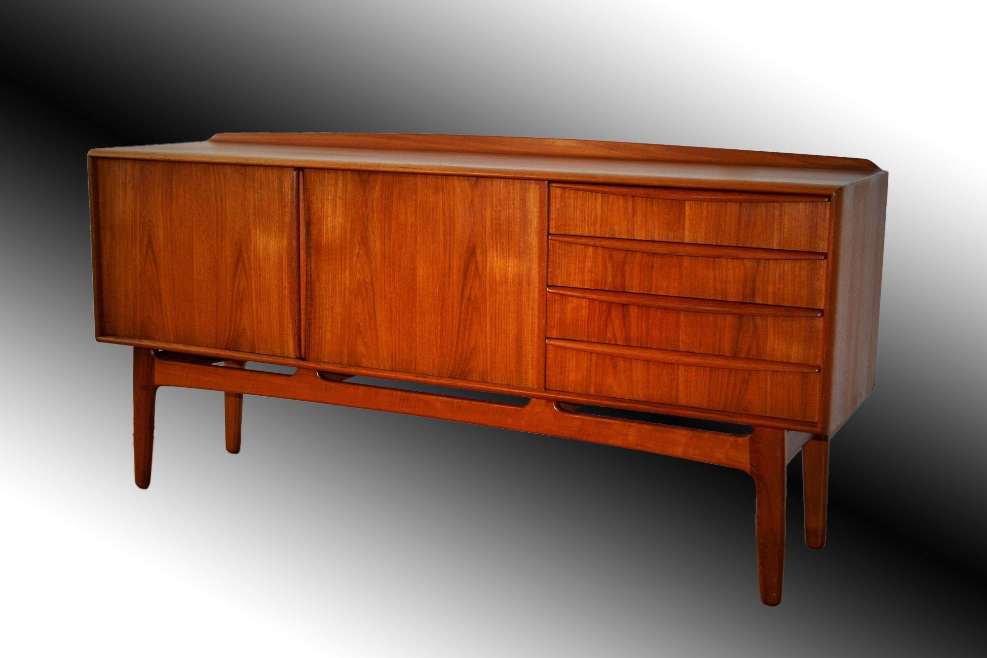 Sideboard 60er perfect vintage mobel karlsruhe er for Vintage mobel sideboard