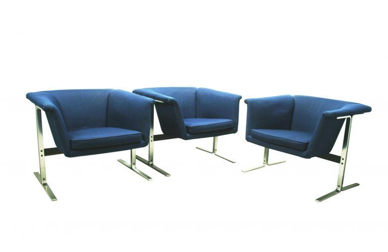 ARTIFORT Geoffrey Harcourt Lounge Chair 042