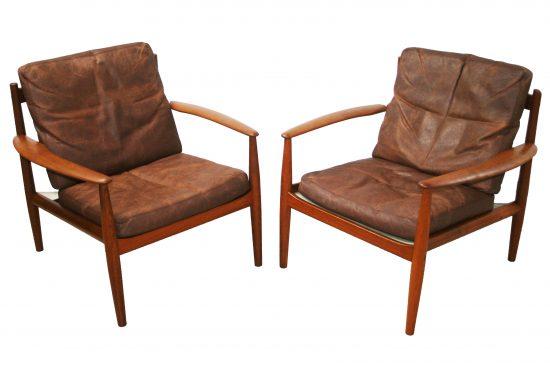Easy chair Grete Jalk 1