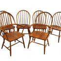 Tarm Stole Danish Teak 60s Dining Chairs 1