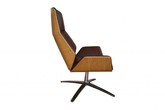 Boss Design KRUZE  Lounge chair04