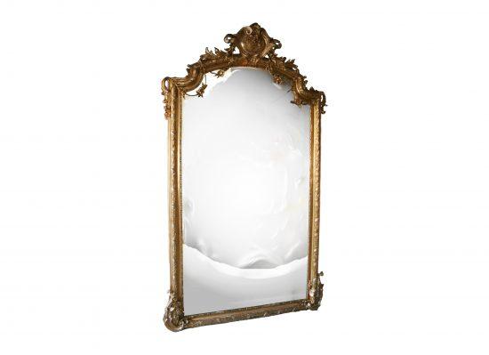 Spiegel  Louis XV
