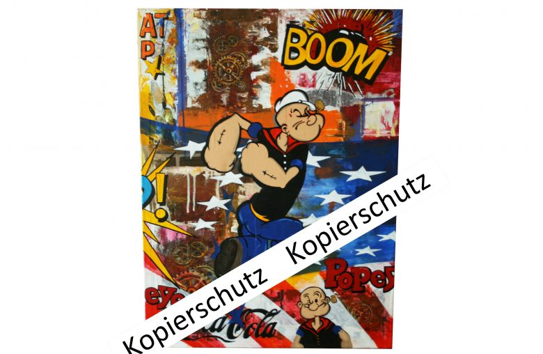 Joachim Kegel Popeye
