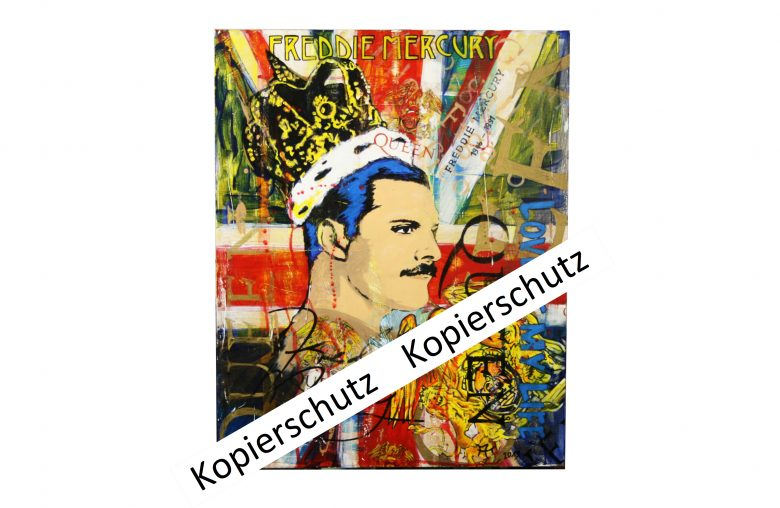 Joachim Kegel Freddy Mercury