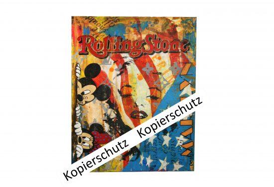 Joachim Kegel Monroe Rolling Stone