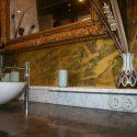 Alle Lichtschalter und Steckdosen wurden in Keramikausführung verbaut