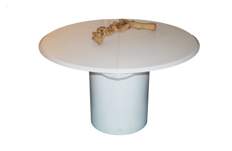 Rosenthal Quadrondo Designer Tisch von Erwin Nagel